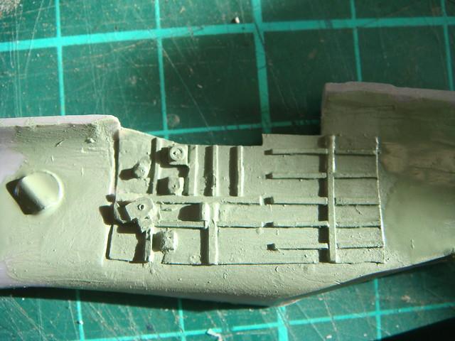 Seafire starboard cockpit wall, Sony DSC-T100