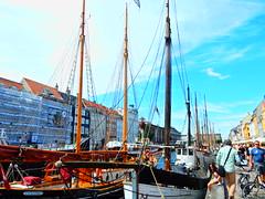 Nyhavn & Toldbodgade West, Copenhagen