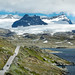 Sognefjellet Mountain Pass, Jotunheimen National Park, Oppland, Norge by North Face