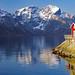 Winter on Lofot Islands by Reinhard.Pantke