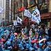 "Seoul Korea Kwanghwamun candle rally rainy start near Chonggye stream - ""Rain or Shine"" by moreska"