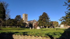 Aldbury Church