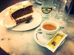 Día 118 | Café y tarta de zanahoria
