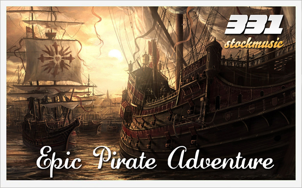 Epic Pirate Adventure 01