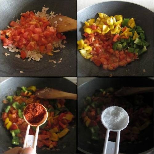 Bell Pepper Calzones