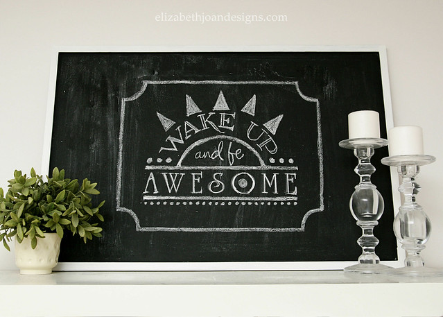 IMG_Dry Erase Turned Chalkboard 6