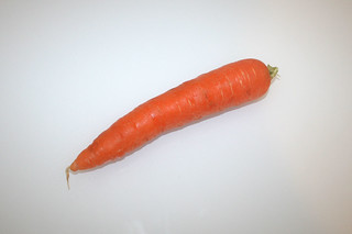 08 - Zutat Möhre / Ingredient carrot