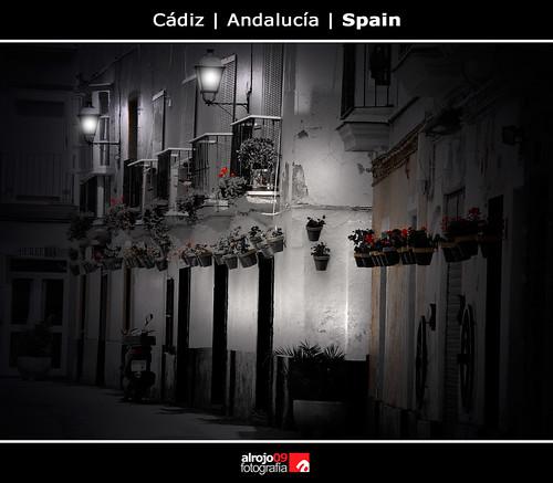 Calle de Cádiz   Andalucía by alrojo09