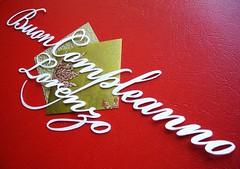 Buon Compleanno Lorenzo Elena Pellicoro Flickr