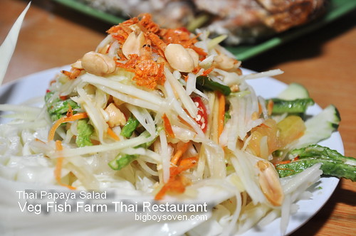 Veg Fish Farm Thai Restaurant Hulu Langat 5