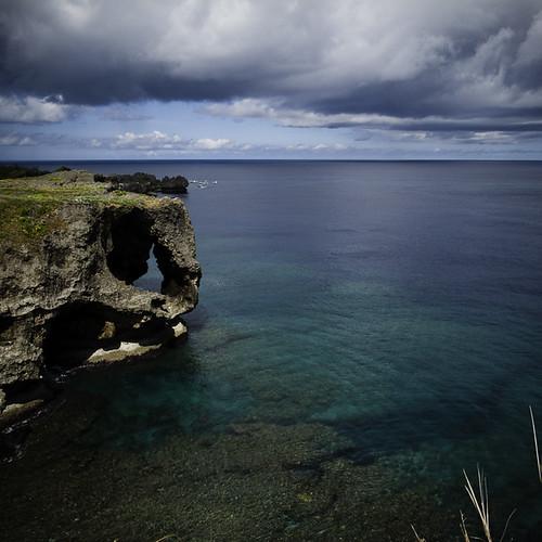 Manzamou Cliffs, Okinawa_