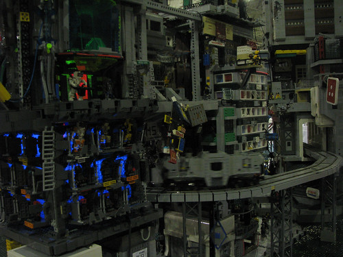 Cyberpunk City at BrickFair 2013 06
