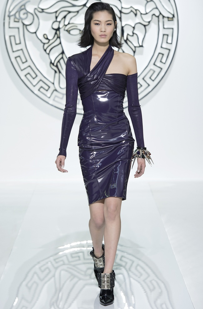 dress1 VERSACE Women's FW1314_
