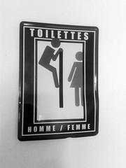 Toilettes Homme / Femme