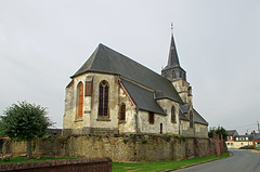 Gannes (Oise) - Photo of Valescourt