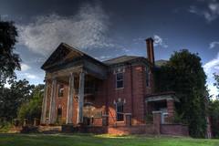 Abandoned Stonewall Jackson School