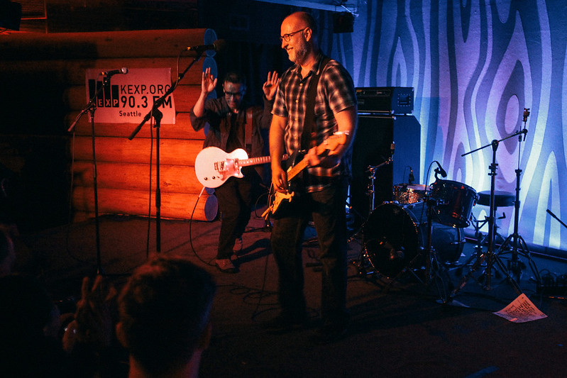 Bob Mould & Fred Armisen live at MFNW