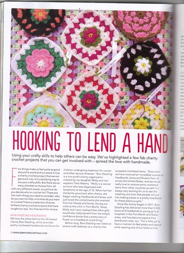 Simply Crochet Issue 10. SIBOL :) !  Page 1.
