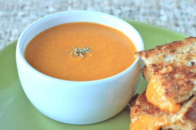 butternut squash and tomato soup2