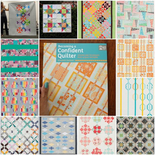Becoming a Confident Quilter - mosaic