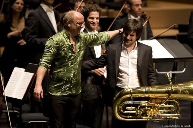Oscar Abella - Christian Lindberg - Vaughan Williams Tuba Concerto