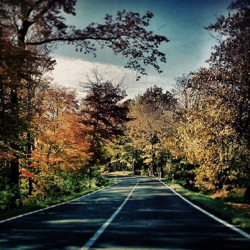 Oktober zum Feierabend