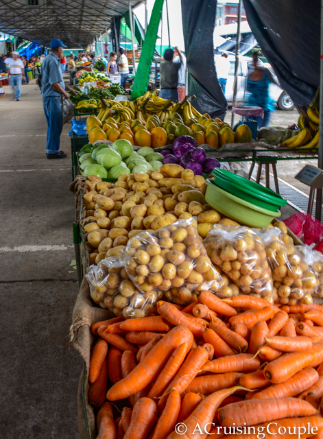 San Ramon Costa Rica Farmers Market