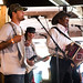 Leroy Thomas and the Zydeco Roadrunners at the Blackpot Festival, Oct. 26, 2013