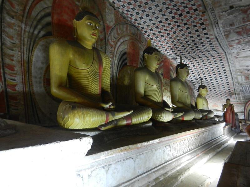 Дамбулла. Шри-Ланка