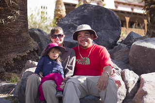 Luis/Riley/Leiana at  Scotty's Castle