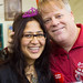 Maryam and Robert Scoble, Age of Context Launch Party, Hiller Aviation Museum -- San Carlos, CA by Thomas Hawk