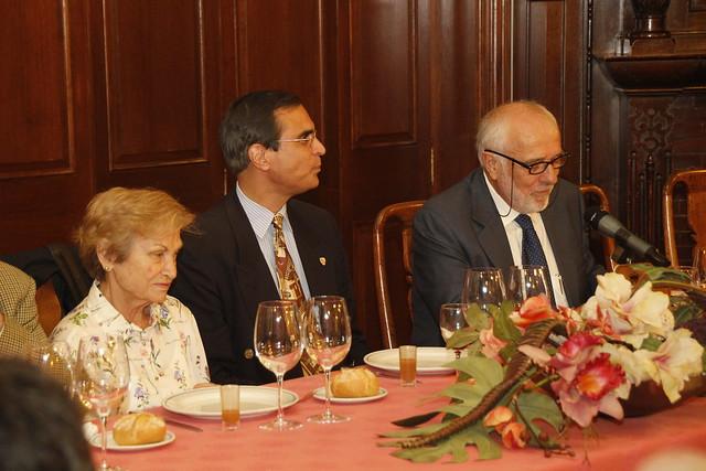 José Luis Cordeiro, con Grupo Vasco del Club de Roma
