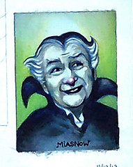 MIASNOW Drawing Nov 13 2013 Grandpa Munster