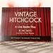 Dinner Theatre - Vintage Hitchcock