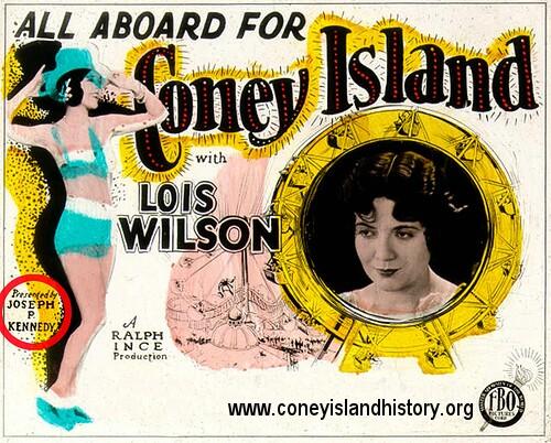 Coney Island Lois Wilson