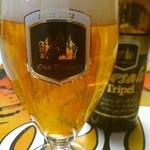 ベルギービール大好き!! オウト・ベルゼル・ベルサリス・トリプル Bersalis Tripel