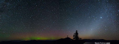 Aurora and Zodiacal Light