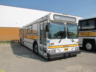 1995 New Flyer C40 #3996 (Ex Translink #3271)