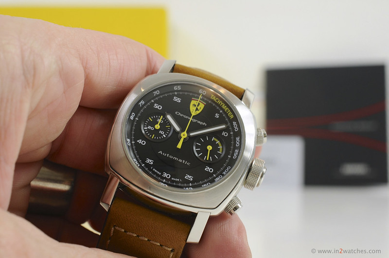 Panerai, Ferrari SCU40 Chronograph
