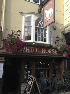 The White Horse, Oxford