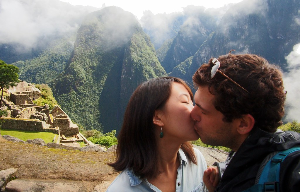 Making Out at Machu Picchu