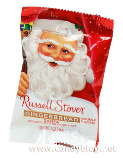 Russell Stover Gingerbread Santa