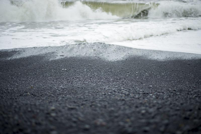 Vik - Iceland beach