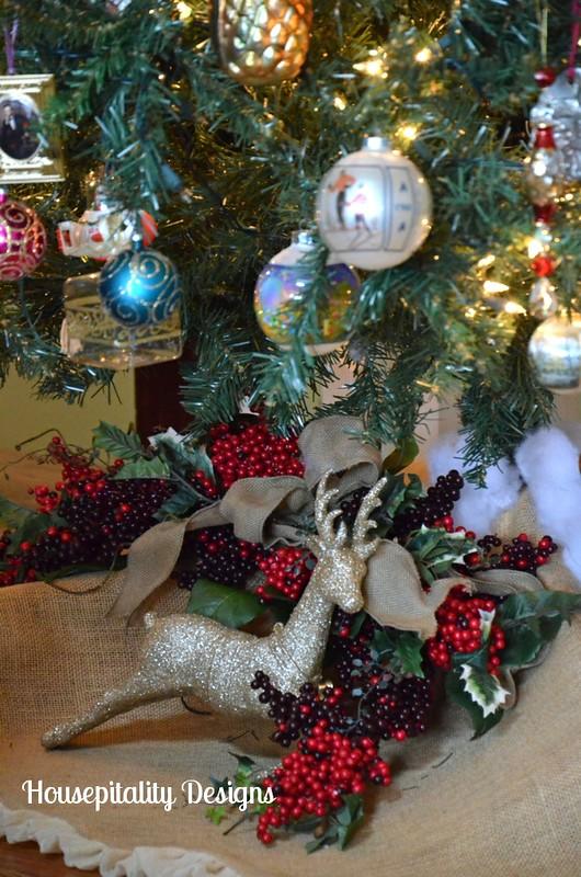 Christmas 2013 Great Room Mantel