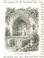 Image taken from page 296 of '[A Topographical History of Surrey: by E. W. Brayley ... assisted by John Britton ... and E. W. Brayley, jun. ... The geological section by Gideon Mantell. (The illustrative department under the superintendence of Thomas Allo