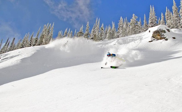 Powderhound at Schweitzer