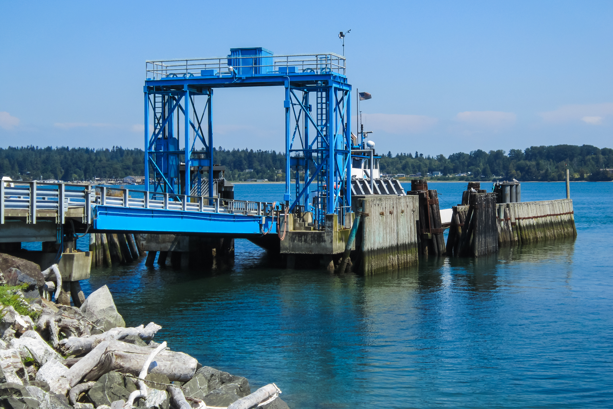 Lummi Island Ferry Closure