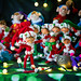 Elves Practice Christmas Carols by Sierra Springs Photography