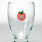 ベルギービール大好き!!【セゾン・レガルの専用グラス】(管理人所有 )