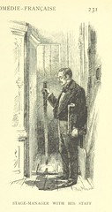 """British Library digitised image from page 245 of """"The Praise of Paris ... Illustrated"""""""